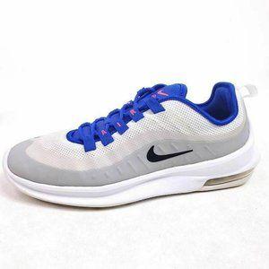 Nike Womens 8 Air Max Axis Running Shoes White